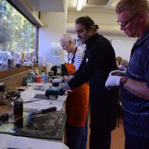 Geoffrey Riccardo workshop