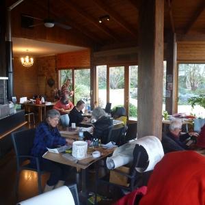 Inga Workshop - working hard - 11-7-15