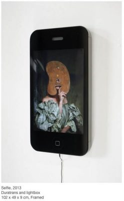Jacqui Stockdale ~ Creative Portrait (Selfie) Photography