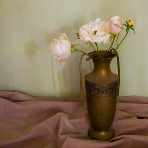Paddy-Milne-Brass-Vase-and-Roses-2020