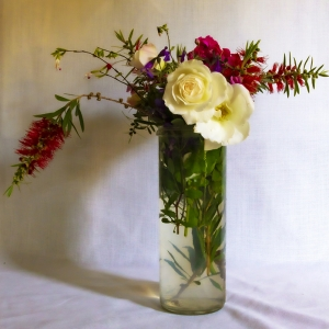 Paddy-Milne-Glass-Vase-and-Flowers-2020