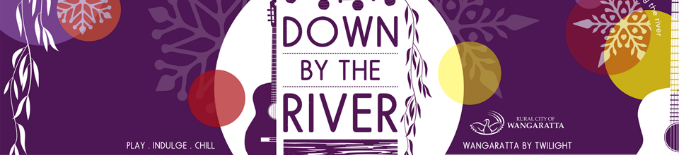 Down By The River Twilight Market – 28 August 2015