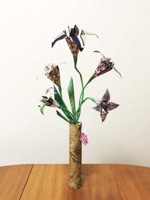 Taro Iiyama Origami and Paper Flowers