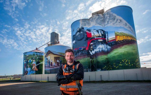 Tim Bowtell – Making it BIG: Mural Workshop 2