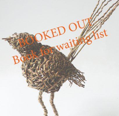 Jodie Goldring – Weaving Birds