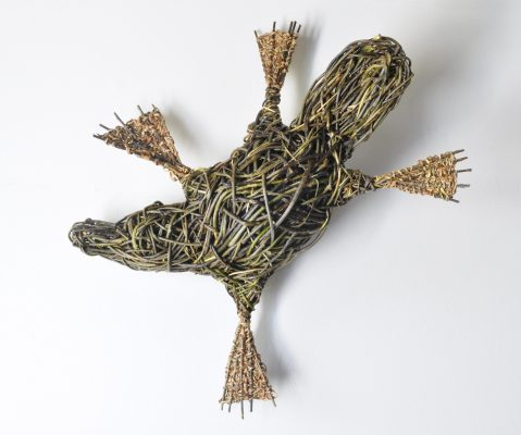 Jodie Goldring – Weaving Platypuses